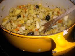 cuisiner le topinambour marmiton tajine de topinambours la cuisine de sabine