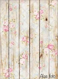 Shabby Chic Wooden Craft With Decoupage Finishing And Use Servietten Pattern You Can Find
