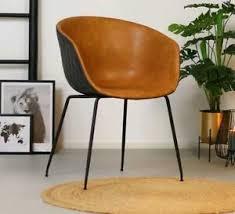 cognac stühle ebay kleinanzeigen