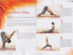 Om Yoga Magazine Photographer