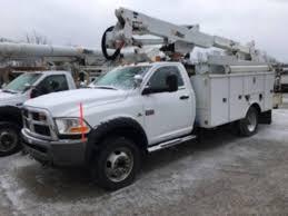 100 Bucket Trucks For Sale In Pa 2011 RAM 5500 Verona KY 5005943034 CommercialTruckTradercom