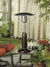 Mainstay Patio Heater Troubleshooting by Amazon Com Az Patio Heaters Hlds032 Cg Portable Table Top