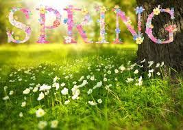 Here Are Some Ideas For Spring Art Covering Trees Flowers Weather Landscape And Animals