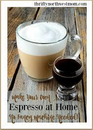 Homemade Espresso Drinks Lattes Etc