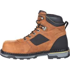 Womens Work And Safety Shoes by Georgia Boot Hammer Hd Composite Toe Waterproof Work Boot