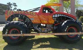 Wildflower Monster Truck Youtube S Jam Phoenix Az At University Of Glendale