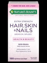 Extra Strength Hair Skin Nails