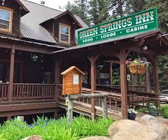 100 Cabins At Mazama Village Resorts Resupply PCT Oregon