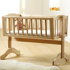 Christmas Tree Saplings For Sale Uk by Saplings Bethany Swinging Crib Natural Amazon Co Uk Baby