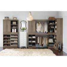 Home Depot Wood Patio Cover Kits by Wood Closet Organizers Closet Storage U0026 Organization The Home