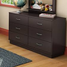South Shore 6 Drawer Dresser Espresso by South Shore Logik 6 Drawer Double Dresser U0026 Reviews Wayfair