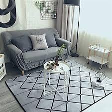 grenss mode moderne geometrische grauer haken wohnzimmer