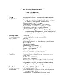 Sample Paralegal Resume Example For Resumes Examples Litigation Template Para Large Size