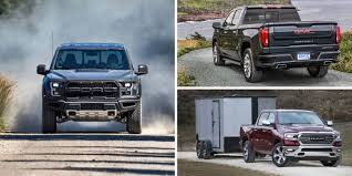 7 Full-Size Pickup Trucks Ranked From Worst To Best