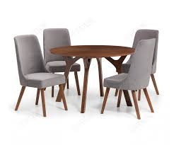 Julian Bowen Huxley Walnut Round Dining Table With 4 Chairs Simmons Upholstery 500959 Heirloom Fniture Black Walnut Ding Table Bentley Designs Lyon Extending Table 6 Oiive Grey Leather Chairs Costco Uk Royce Set B 14 Camel Group Nostalgia Round Extension Starburst Dark Tables Custmadecom And Chairs Chair By Svegards Of America Argos Ava With 4 In Bucksburn Aberdeen Gumtree To Solid Jupe Hidden Leaves