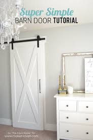 25+ Best Ideas About Diy Barn Door On Pinterest Bedroom Closet Barn Door Diy Cstruction How To Build Sliding Doors Custom Built Wooden Alinum Dutch Exterior Stall Epbot Make Your Own For Cheap Decor Diyawesome Interior Diy Decorations Bathroom Awesome Bathroom To A Inspired John Robinson House Ana White Cabinet For Tv Projects Build Barn Doors Tms 6ft Antique Horseshoe Wood A Howtos Let Us Show You The Hdware Do Or