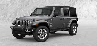 2018 Jeep Wrangler JL Unlimited Sahara | White's Chrysler Dodge Jeep ...
