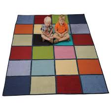 Chenille Carpet by Chenille Sensory Seating Rug 6 U0027 X 8 U0027