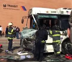 BREAKING UPDATE: NJ Transit Bus Driver Dies After Crash That ... Investigators Probe Cause Of School Bus Crash That Killed 2 Naples Nj Transit Bus Driver Killed After Headon Crash With Garbage Truck Truck Crashed Into A Wooded Area Goffle Brook Park In New Jersey Police 3 Seriously Injured In Woman Struck By Dump Union Citytuesday Morning 1 Cop Dead Injured After Headon Nyc The Morning Call Hurt On Route 70 Pemberton Twp Two 43 Torn Apart Tanker Accident Turnpike Dozens When Collides With