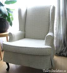 Armless Chair Slipcover Sewing Pattern by Decorating Gorgeous Shabby Chic Slipcovers For Lovely Furniture