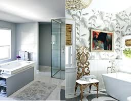 Spa Like Bathroom Get Your With Unique Grey Design Ideas