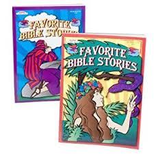 Bulk Favorite Bible Stories Coloring Book 24 Pieces Product Description ChildrenS And Activity Book2