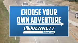 100 Truck Driveaway Companies Choose Your Adventure Drive For Bennett DriveAway YouTube
