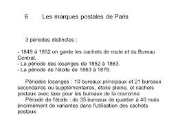 taxe sur les bureaux marcophilie 3 bis histoire postale de 1848 à ppt télécharger