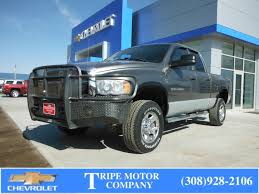 100 Used Dodge Truck Alma NE Ram 2500 Vehicles For Sale