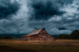 Old Barn, Dark Clouds — BOSSFIGHT. Hand Crafted Custom Builtin Bookcases And Old Barn Wood Ceiling As Countys Old Barns Chimneys Vanish So Do Birds That Do It Again February Projects Barn Door Trying To Figure Out What I Want With It Restoration What Would You With An Open The Queso At High Point Farms Exterior Rustic Bride Yourself Birch Plywood Was Used To This Limited Budget Renovation Of 34 Best Tin Projects Images On Pinterest 269 Barns Country