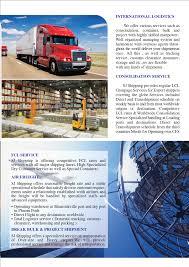 100 Lcl Truck Equipment Services SJ Shipping Co Ltd