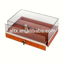 China Glass Display Case Wholesale