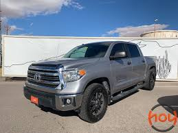 100 Used Toyota Pickup Trucks For Sale By Owner 2016 Tundra CrewMax 46L V8 6Spd AT SR5 Natl El Paso TX