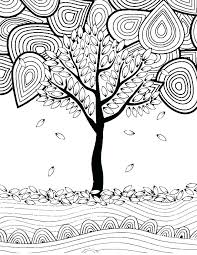Fall Coloring Pages For Kids J1440 Printable Autumn Sheets Free