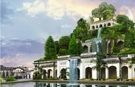 100 Images Of Hanging Gardens Existed But Not In Babylon HISTORY