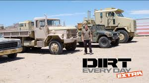 100 Food Trucks For Sale California How To Buy A Government Surplus Army Truck Or Humvee Dirt Every