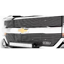 T-Rex Grilles 6211270 Silverado 1500 Main Grille Laser Billet ... 2015 Chevrolet 2500 Hd Beginners Luck How To Install A Phantom Billet Grill On Chevy C10 Youtube Front End Dress Up Kit With 7 Single Round Headlights 1973 2017 Silverado 1500 Status Custom Truck Accsories Cctp130501o1956chevroruckcorvettegrille Hot Rod Network Stull Overlay Grille 2006 2500hd Install Trex 2014 Grilles Available Now Stillen Garage Lifted Super Gallery Photos Mycarid 6211270 Main Laser