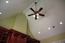 recessed lighting sloped ceiling recessed bedroom livingroom