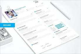 Creative Resume Templates Free Download Beaut Stunning Template