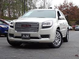 2015 Used GMC Acadia AWD 4dr Denali At ALM Roswell, GA, IID 17126732 7 Things You Need To Know About The 2017 Gmc Acadia New 2018 For Sale Ottawa On Used 2015 Morristown Tn Evolves Truck Brand With Luxladen 2011 Denali On Filegmc 05062011jpg Wikimedia Commons 2016 Cariboo Auto Sales Choose Your Midsize Suv 072012 Car Audio Profile Taylor Inc 2010 Tallahassee Fl Overview Cargurus For Sale Pricing Features Edmunds