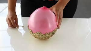 Miss Kris DIY Glitter Accent Bowl