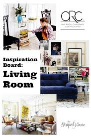 living room makeover one room challenge week 1 the striped house