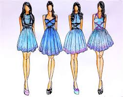 Fashion Design Drawing How To Draw Designs Mojomade