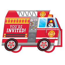 48ct) Flaming Fire Truck Invitation Diecut Foldover By Creative ... Fire Truck Firefighter Birthday Party Invitation Cards Invitations Firetruck Themed With Free Printables How To Nest Book Theme Birthday Invitation Printable Party Invite Truck And Dalataian 25 Incredible Pattern In Excess Of Free Printable Image Collections 48ct Flaming Diecut Foldover By Creative Nico Lala