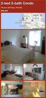 2 bed 2 bath Condo Apartment in St Petersburg Florida ■$129 900