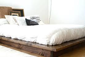 Low Platform Bed Frame And Mattress Ikea Hack – cooperavenue