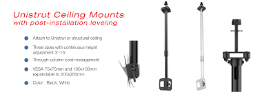 Ceiling Projector Mount Retractable by Home Page