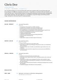 Account Executive - Resume Samples & Templates | Visualcv ... Executive Resume Samples And Examples To Help You Get A Good Job Sample Cio From Writer It 51 How To Use Word Example Professional For Ms Fer Letter Senior Australia Account Writing Guide 20 Tips Free Templates For 2019 Download Now Hr At By Real People Business Development Awardwning Laura Smith Clean Template Cover Office Simple Cv Creative Modern Instant Marissa Product Management Marketing Executive Resume Example