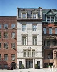 100 Townhouse Facades Donny Deutschs House In New York City Architectural Digest