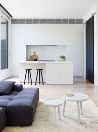 White Kitchen Design Ideas Pictures by Kitchen Design Idea White Modern And Minimalist Cabinets